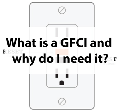 What is a GFCI