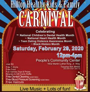 Hilltop Healthy Kids Carnival