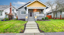 Updated Immaculate 4 Bedroom, 3 Bathroom North Tacoma Craftsman