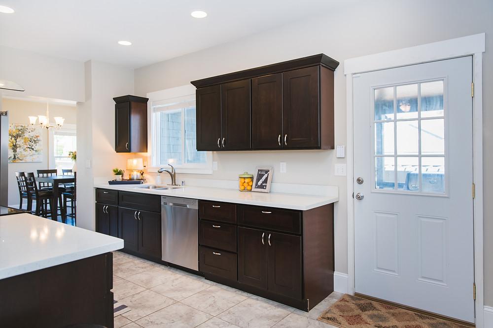 Tacoma Updated Kitchen