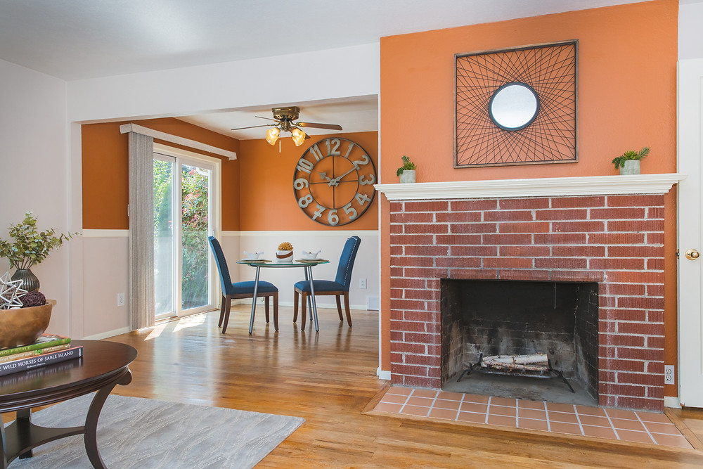 Tacoma Living Room