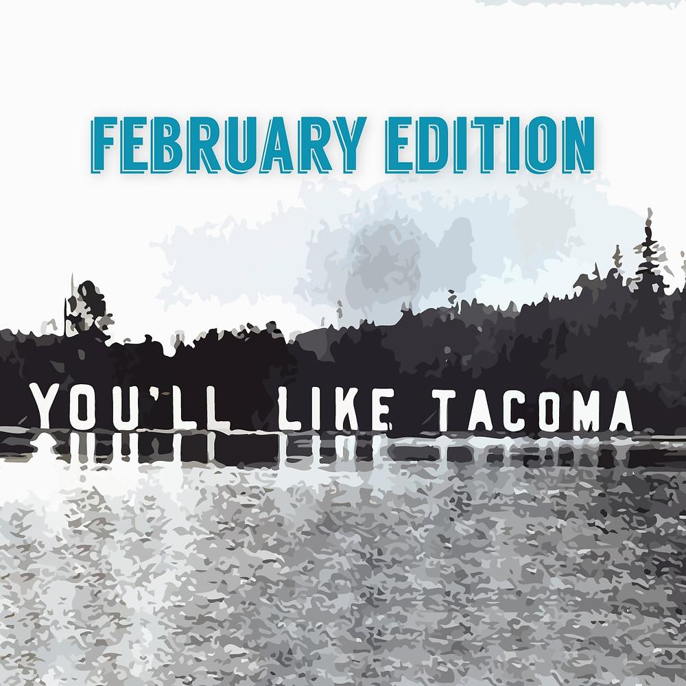 February in Tacoma