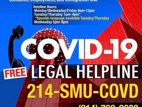 Free Legal Help from the SMU School of Law