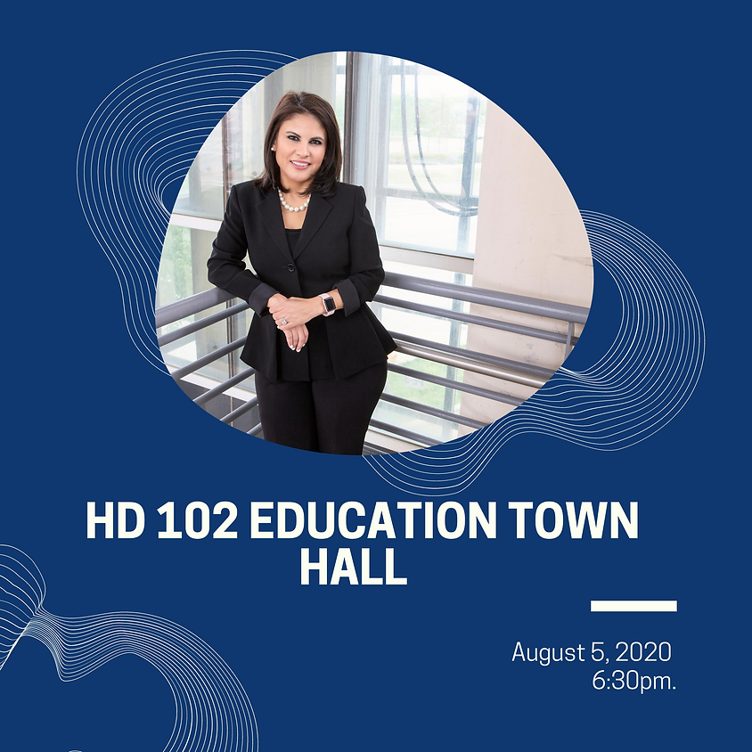 HD 102 Education Town Hall