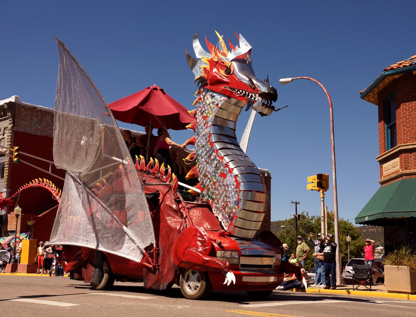 """Phoenix - The Dragon of Fire"""
