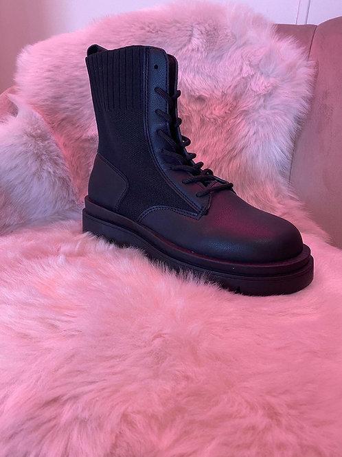 Ashley Black Boots