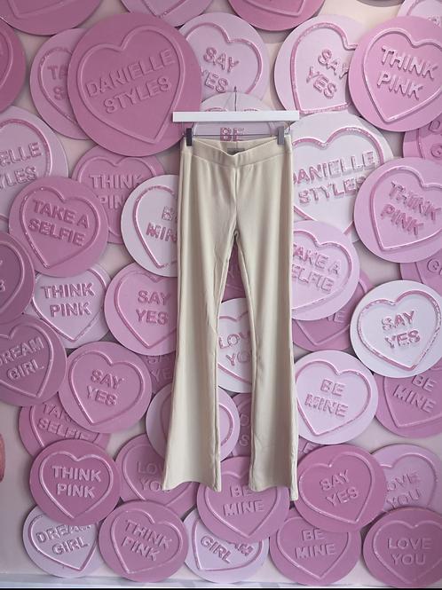 Dani Ribbed Trousers