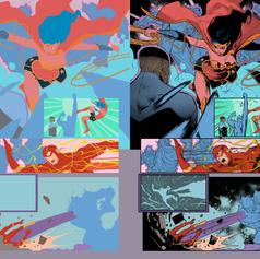 Justice League #3 Page 3