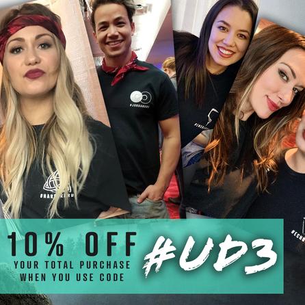 Unity Days Shirt Instagram Discount Ad