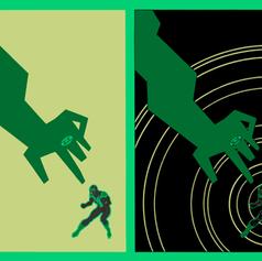 Green Lanterns #53 Cover