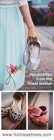Roll Up Banner - Fuschia Shoes
