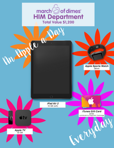 March of Dimes Prize Poster 2