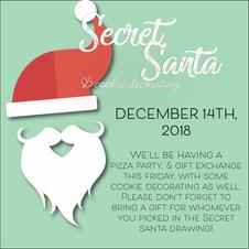 Secret Santa Reminder