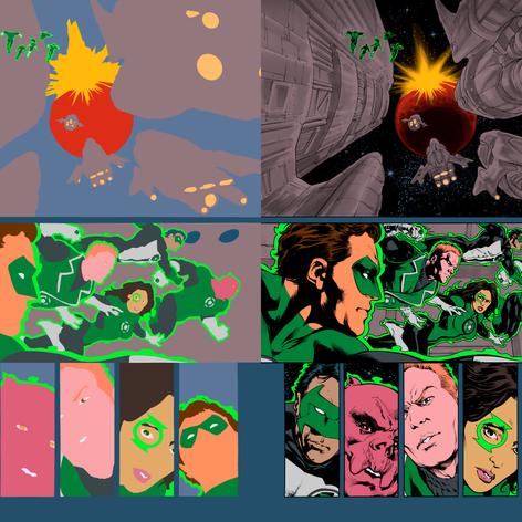 Green Lanterns #54 page 1