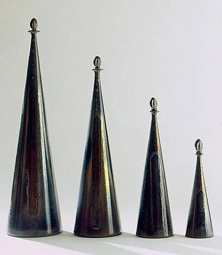 bottiglie mater cm.53-43-33-23