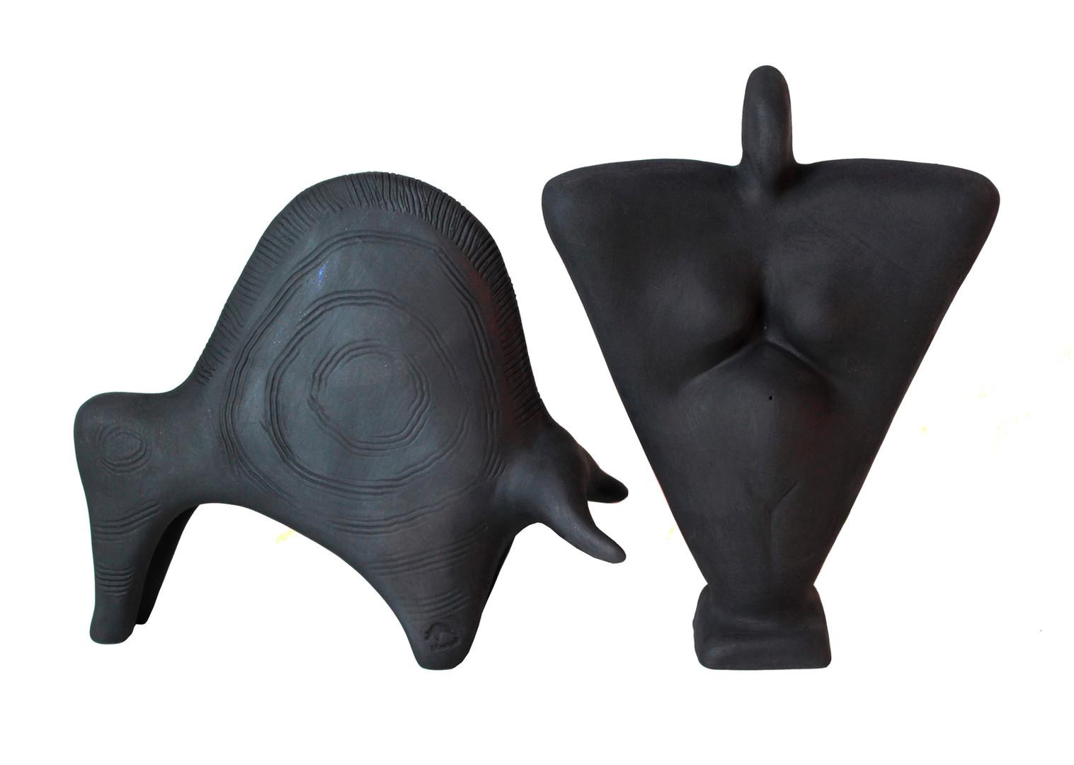 toro aperto medio cm.14 - mater triangolare