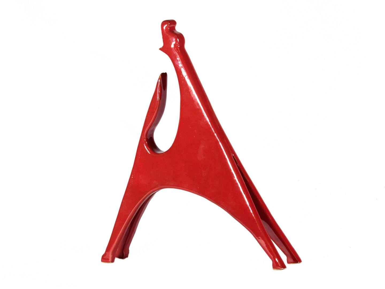 cavallo triangolare cm.30
