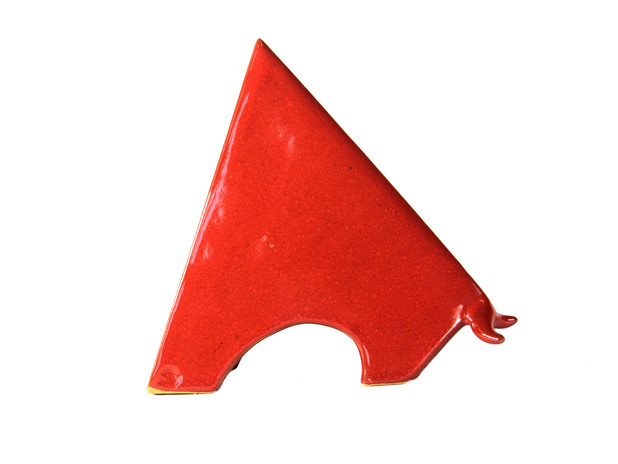 toro triangolare cm.17-15-13-11