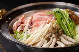 ピリ辛タンタン鍋