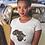 "Thumbnail: Tshirt Unisexe ""MAP AFRICA BOGOLAN"""""