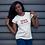 "Thumbnail: T-shirt Unisexe ""Africa my love"""
