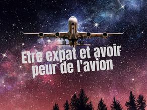 Hors série : La peur en avion épargne-t'elle les expats?