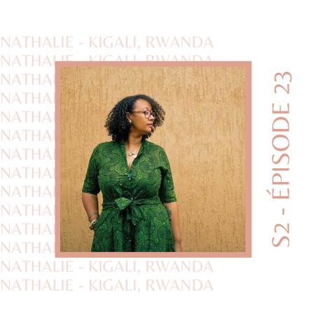 Nathalie : celle qui était partie chercher du sens en Afrique