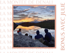 Au sommet du monde : la montée de Denali en Alaska avec Julie