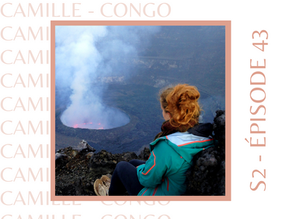 Camille (Congo) : Décider de continuer seule