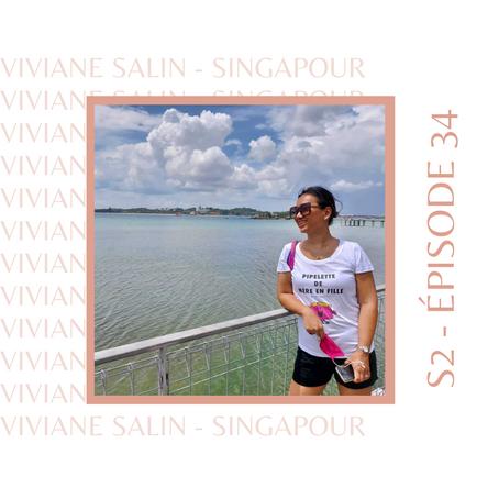 Viviane : Celle qui avait lancé une école bilingue à Singapour