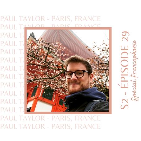 Paul Taylor : l'expat anglais qui fait rire les français
