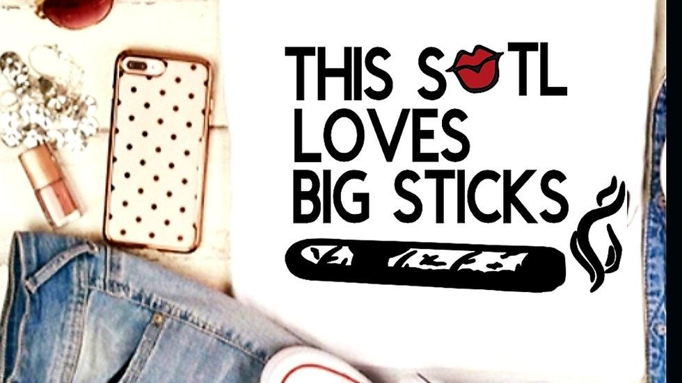 Big Sticks Tee