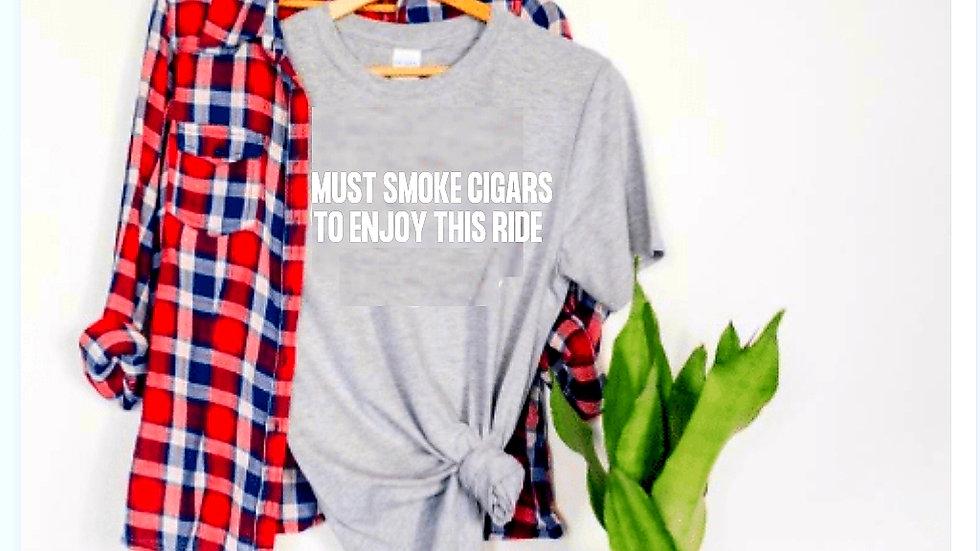 Must Smoke Cigars.... Plus Size