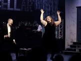 """Fra forestillingen """"Off-Broadway"""""""