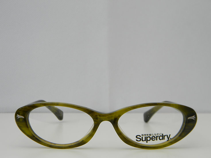 SUPERDRY DAISY  -  BROWN TORTOISE