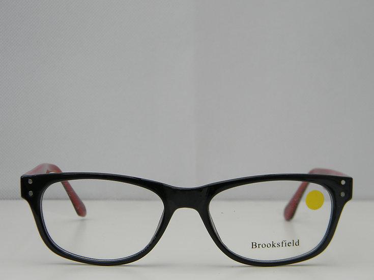BROOKSFIELD 905  -  BLACK/RED