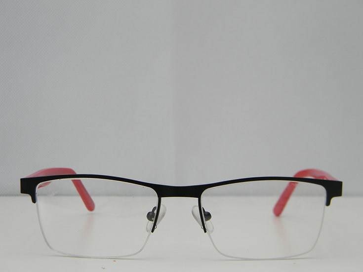 PETER  -  BLACK/RED