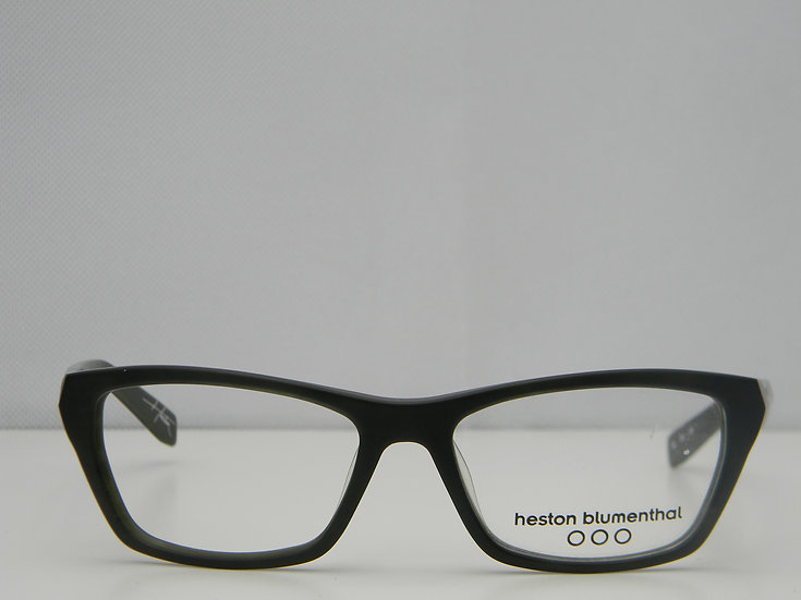 HESTON BLUMENTHAL RUSSET - BLACK/GREEN