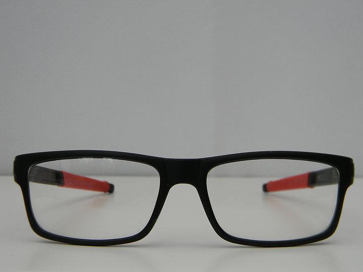 DAVIDS  -  BLACK/RED