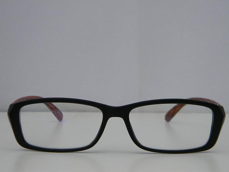 JOE  -  BLACK/BROWN