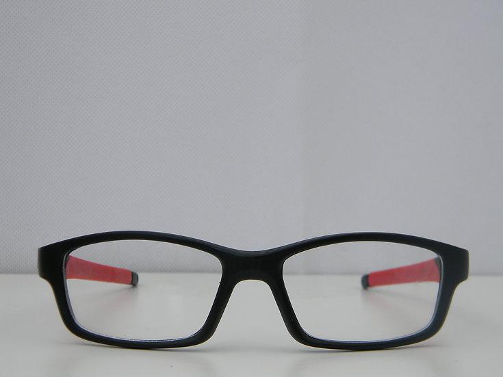 SPORT  -  BLACK/RED