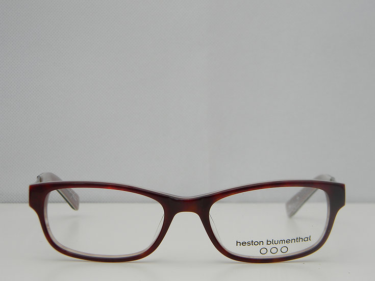 HESTON BLUMENTHAL MELODY  -  BROWN TORTOISE