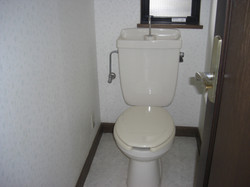 CA002(フローラ伊豆高原2DK)トイレ