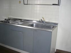 CA002(フローラ伊豆高原2DK)キッチン