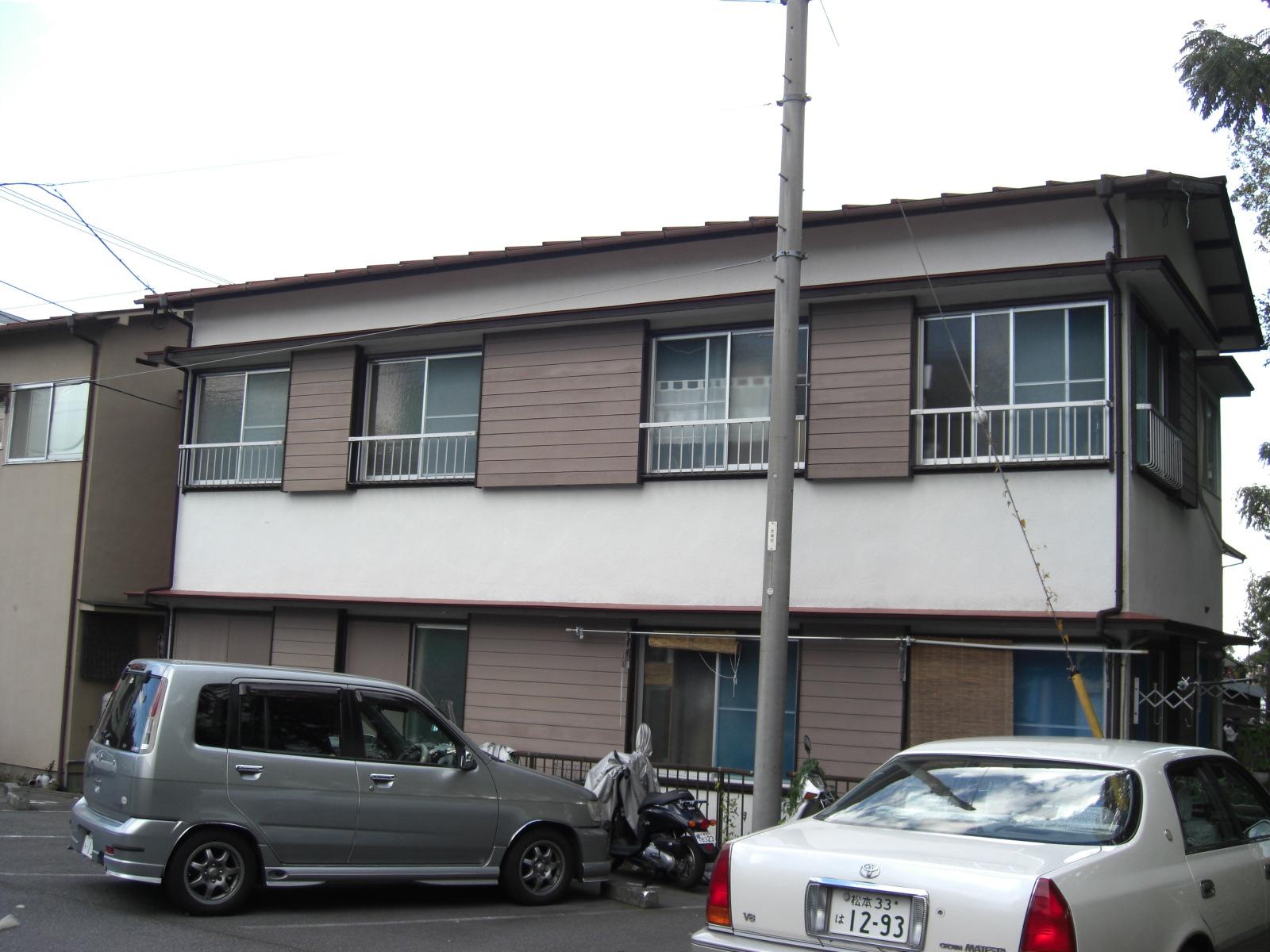 CA090(肥田アパート)外観