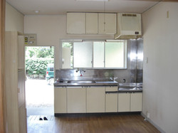 CA005(コーポ伊豆高原)キッチン