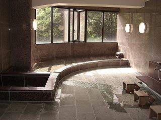 エクセルヴィラ大浴場