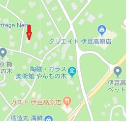 竹林位置図1