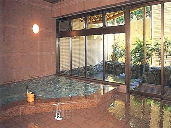 センティール温泉大浴場