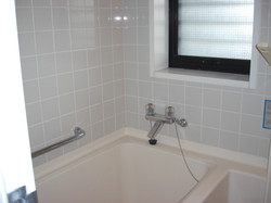 CA002(フローラ伊豆高原2DK)お風呂